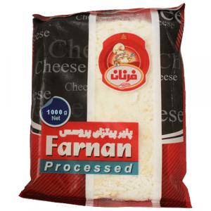 پنیر پیتزا 1 کیلوگرمی فرنان