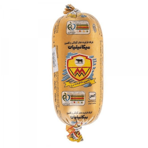 ژامبون گوشت مرغ 90% 600 گرمی میکائیلیان