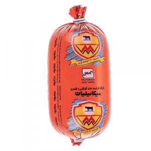 کالباس خشک گوشت قرمز 90% 600 گرمی میکائیلیان